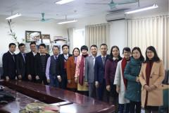 Trường Đại Học Tài nguyên và Môi trường Hà Nội: 10 năm một chặng đường